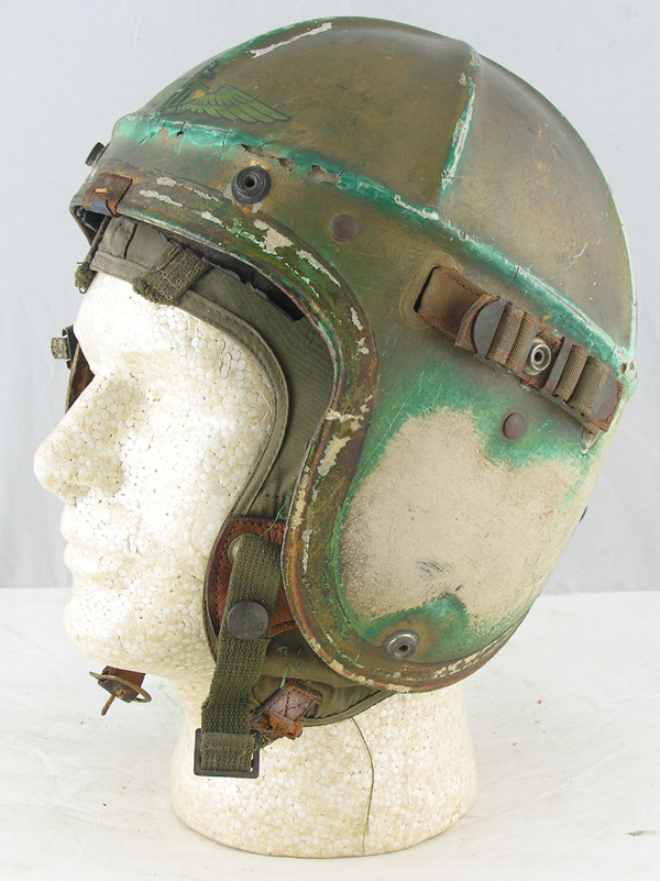 US Navy H-3 Jet Pilots Helmet with liner