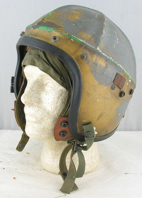 US Navy H-4 Jet Pilots Helmet with liner
