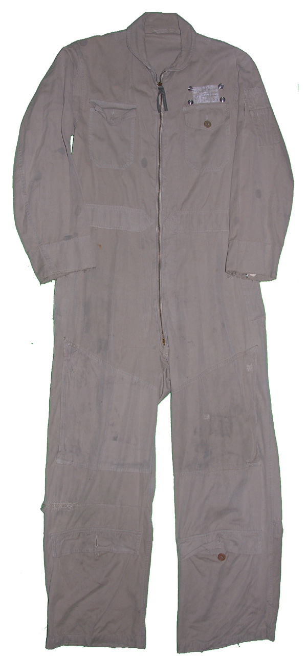 US Navy M-668 Type S Khaki Summer Flight Suit