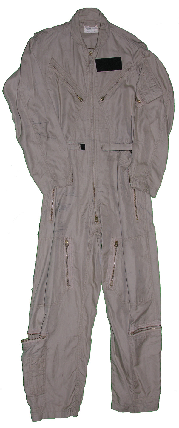US Navy Khaki Summer Flight Suit