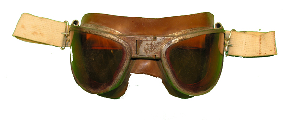 AN-6530 Goggles with Amber Lenses