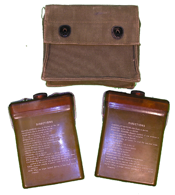 E-17 Survival Kit with Flasks