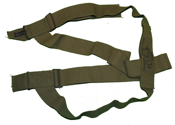 US GI M-1950 Trouser Suspenders