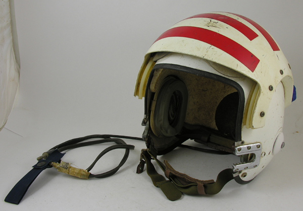 US Navy APH-6C Rams Horn Flight Helmet