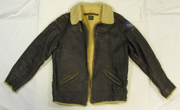 US Army Air Force B-6 Shearling Flight Jacket