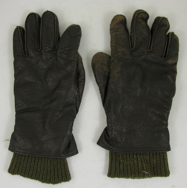 USAF MA-1 Leather Flying Gloves