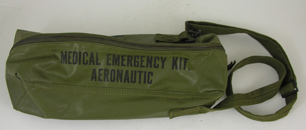 Aeronautic Medical Emergency Kit