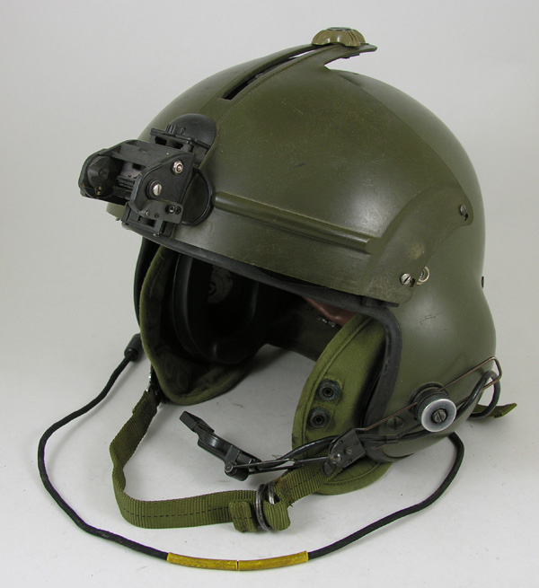 SPH-4 Helicopter Helmet with NVG Mount