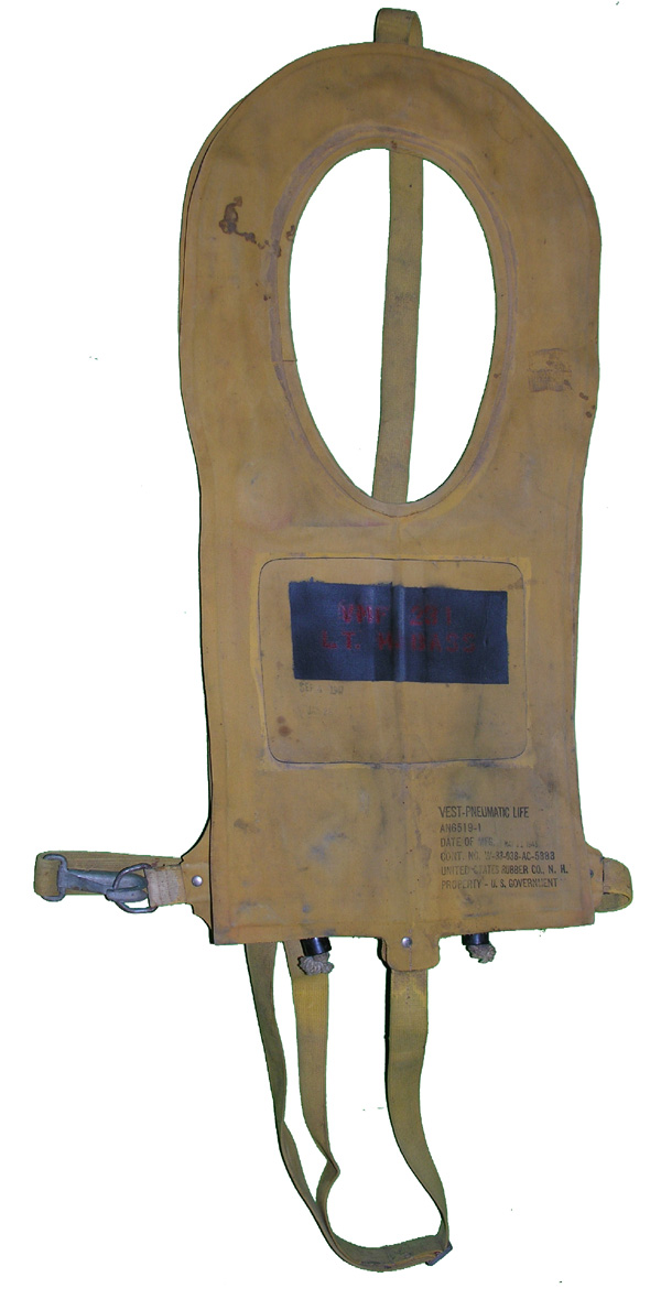 US Navy AN-6519-1 Life Vest marked to VMF-231