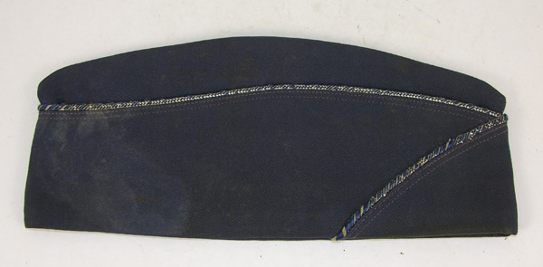 USAF Officers Flight Ace Blue Garrison Cap