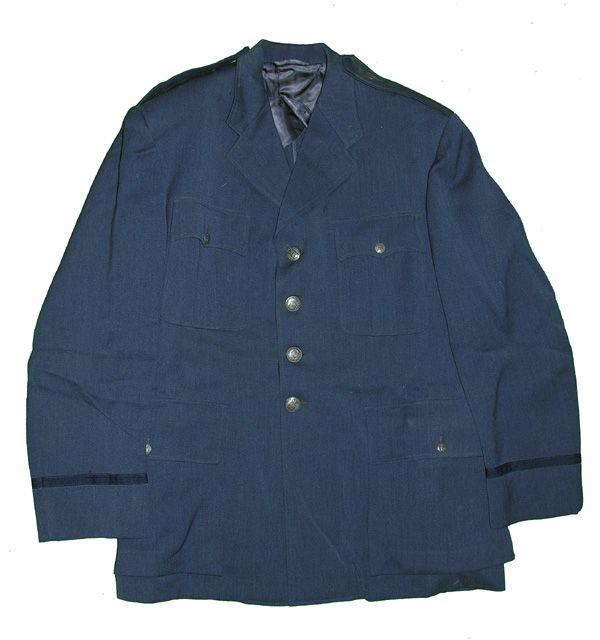 USAF Blue 4 Pocket Dress Tunic