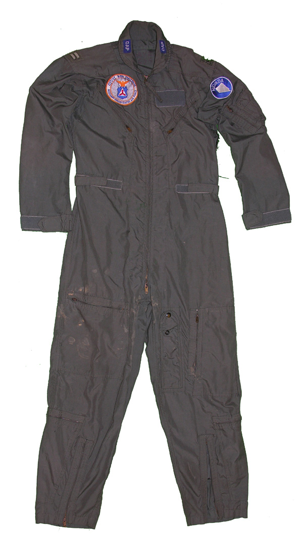 CWU-27/P Flight Suit with Civil Air Patrol patches