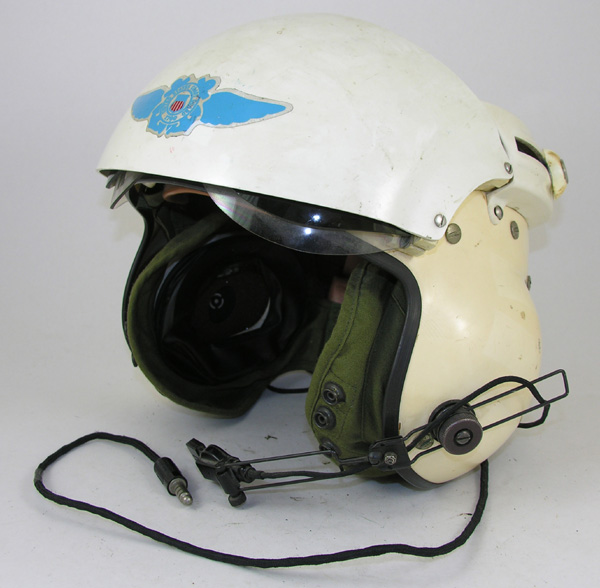 US Coast Guard SPH-3 Helicopter Helmet