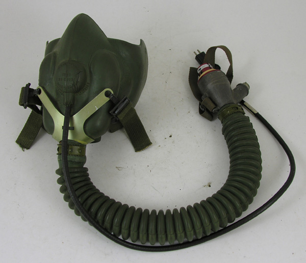 US Navy MS22001 Oxygen Mask with Y yoke