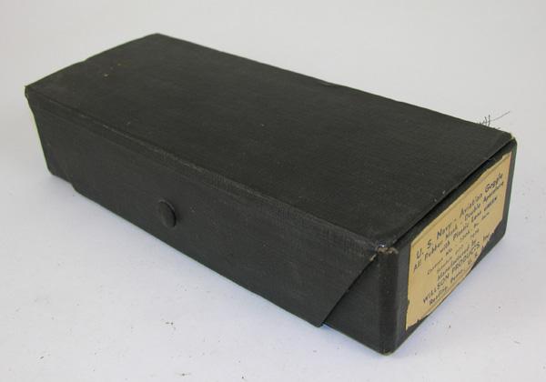 US Navy Willson Goggle Box