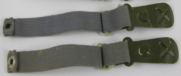 US Navy MSA Type C Oxygen Mask Straps