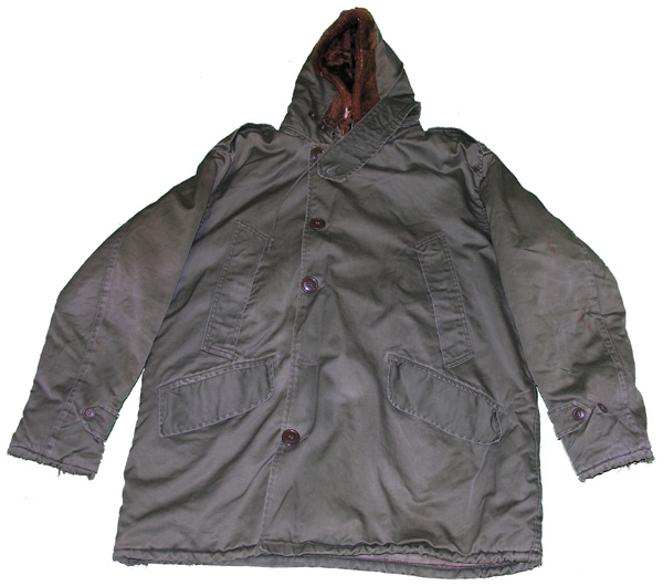 USAAF B-9 Type Cloth Flyer's Parka