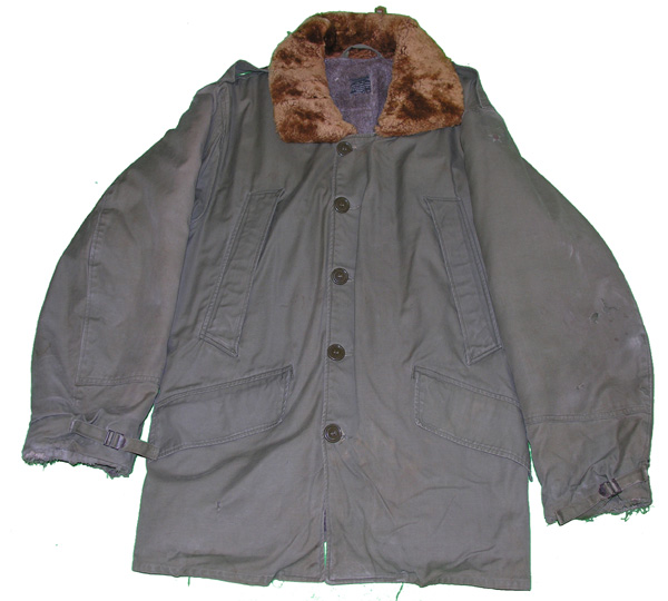 USAAF B-11 Cloth Flyer's Parka