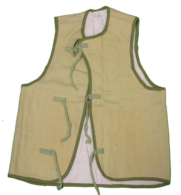 Cloth Cold Weather Vest