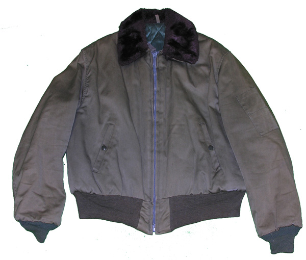USAAF B-15 Style Cloth Flight Jacket