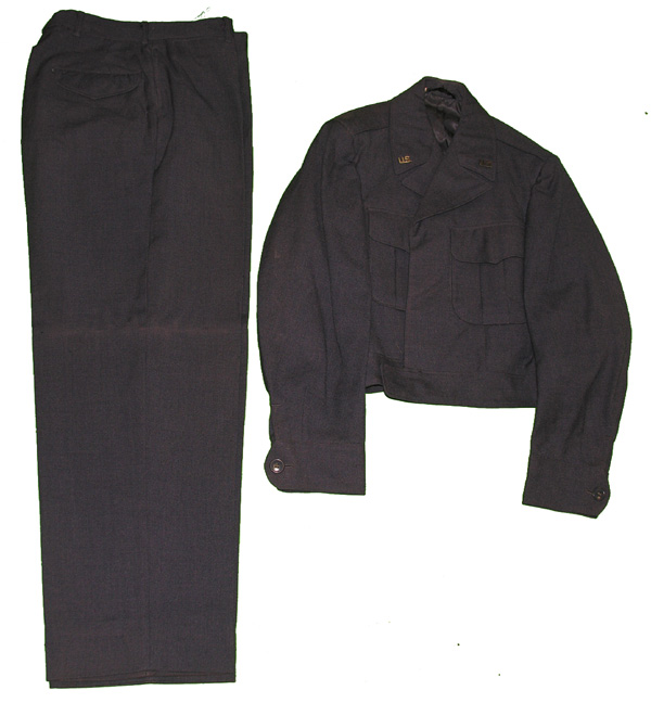 US Air Force Blue Ike Jacket and Trousers