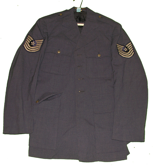 US Air Force Blue Dress Tunic