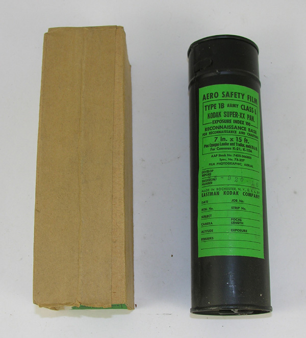 Kodak Aero Safety Film in original box