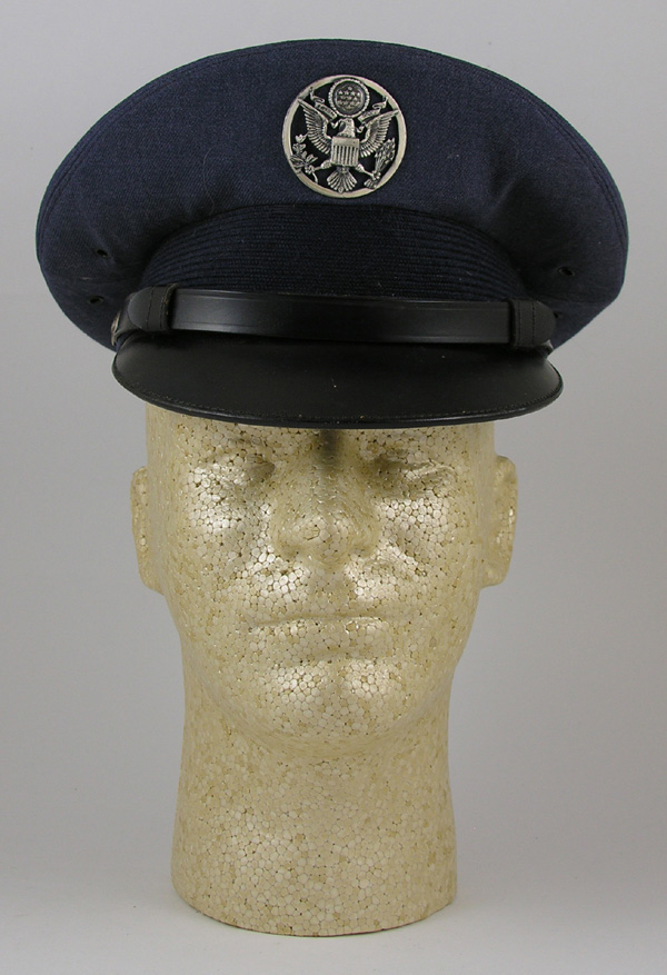 US Air Force Blue Visor Cap