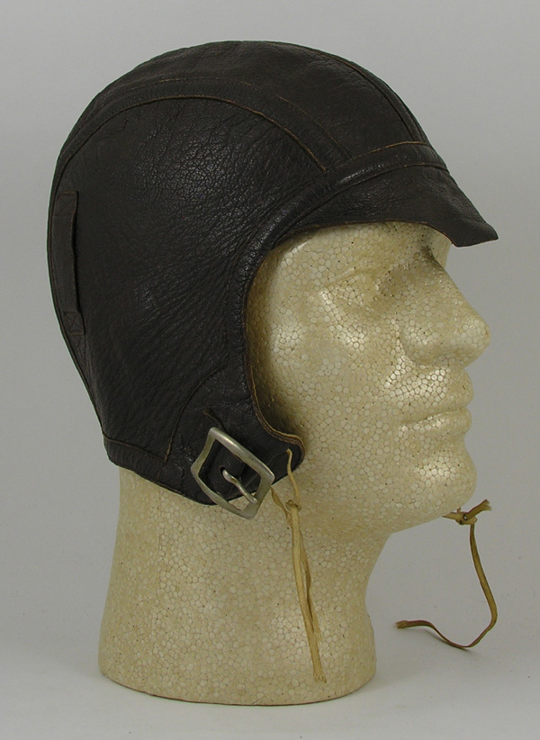 US Navy NAF-1092 Leather Flight Helmet