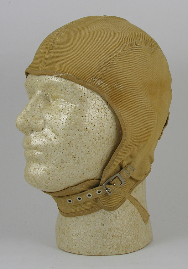Civilian Buco Deck Cap / Flight Helmet
