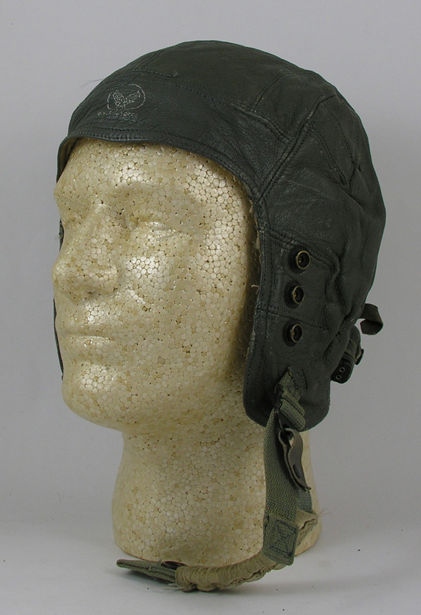 USAF Type A-13 Leather Flight Helmet