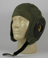 US Navy Nylon Flight Helmet