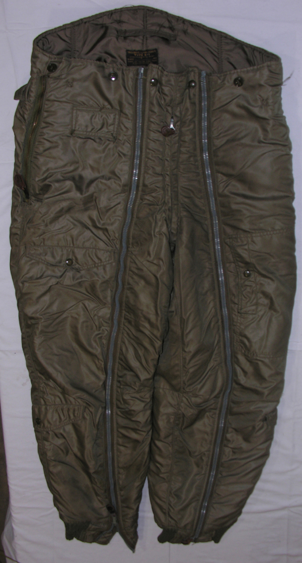 USAF D-1 Cloth Flight Trousers