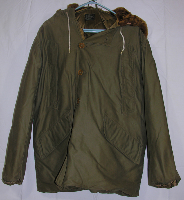 USAAF B-9 Cloth Flyer's Parka