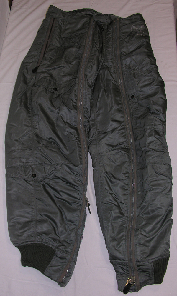 USAF A-11D Cloth Flight Trousers