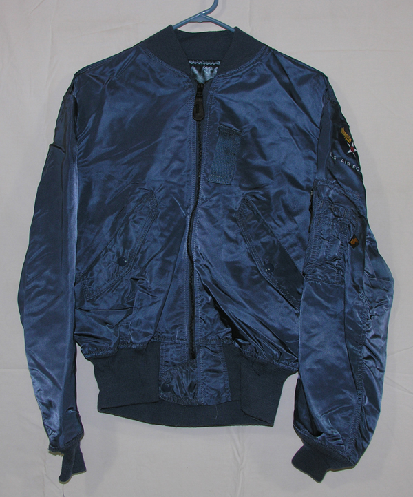 Reproduction USAF L-2A Cloth Flight Jacket