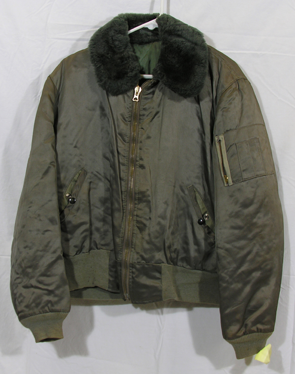 Cloth B-15 Style Flight Jacket