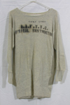USAAF Sweat Shirt from AAFTTC Physical Instructor