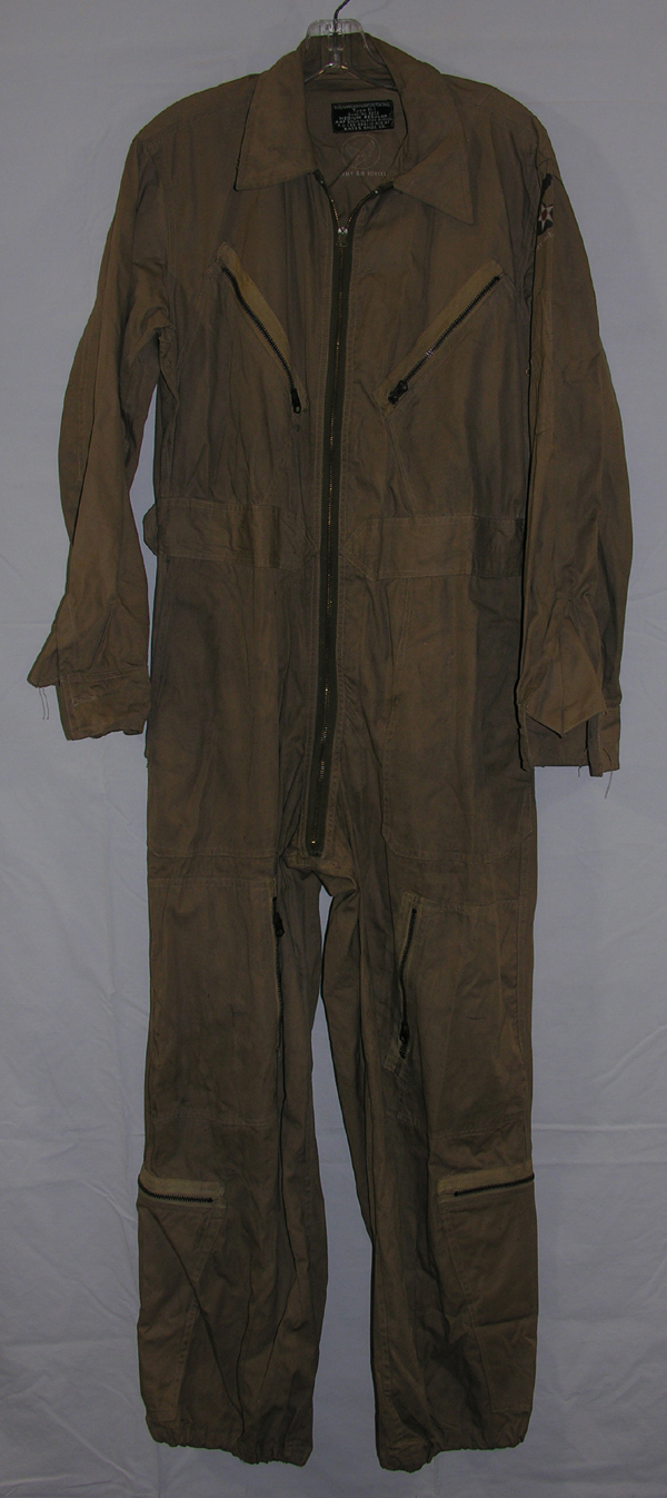 USAAF K-1 Khaki Flight Suit