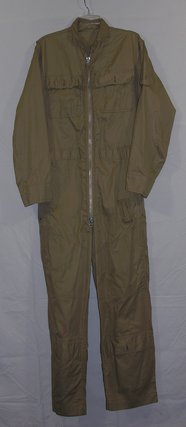 US Navy Khaki Flight Suit