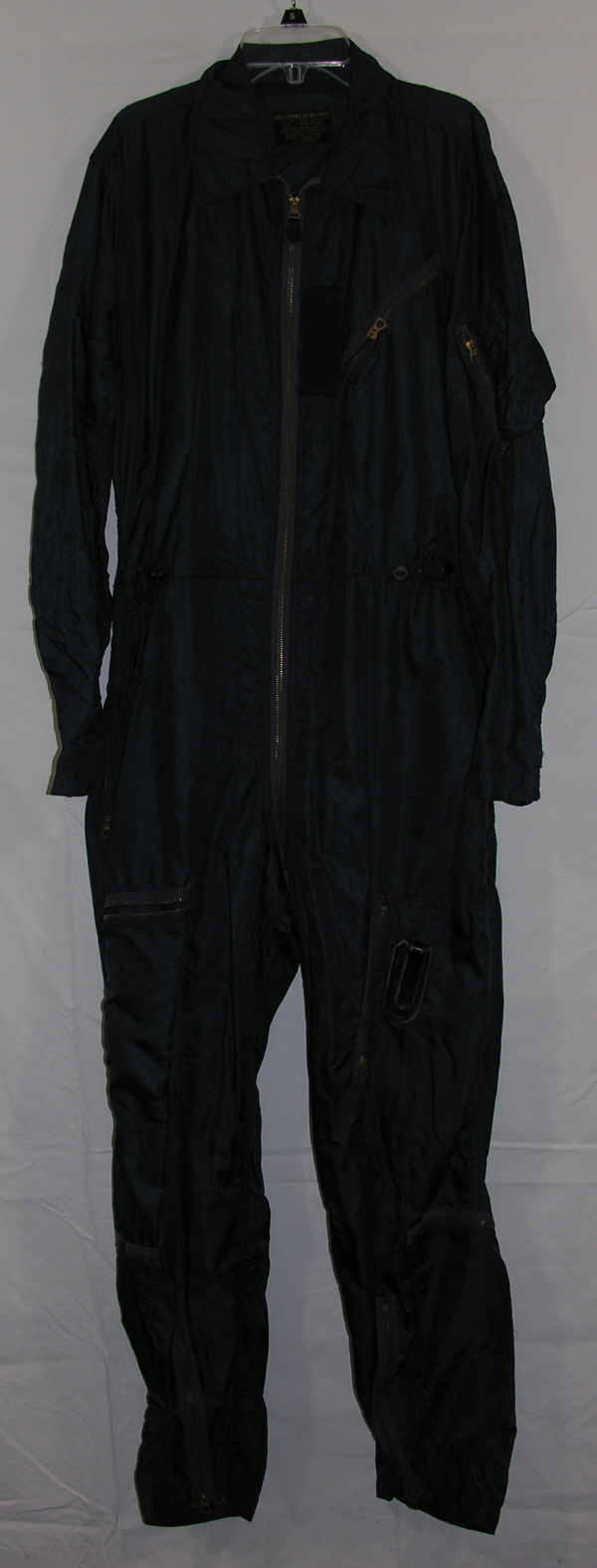 USAF K-2A Blue Flight Suit