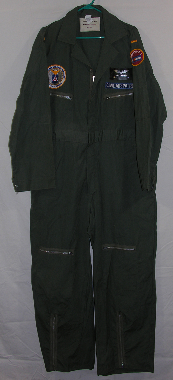 USAF MA-11 Civil Air Patrol Flight Suit