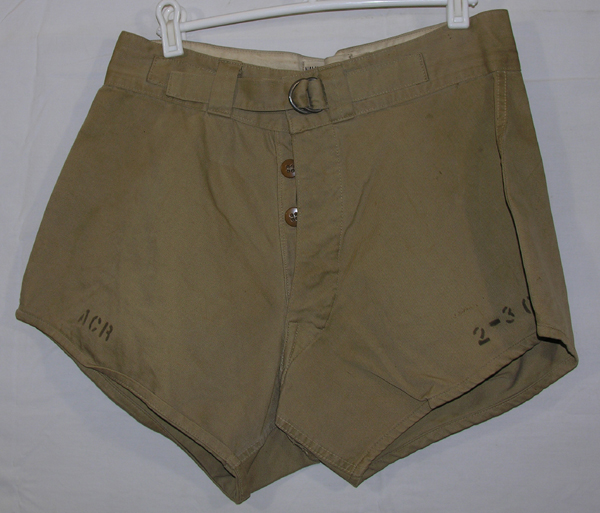 US Army Khaki Shorts