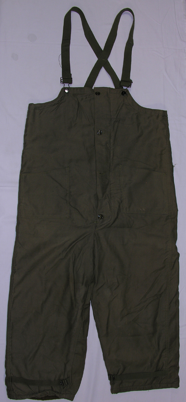 Cloth Winter Trousers