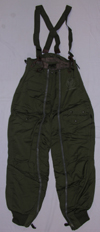 RARE USAAF A-13 Flight Nurse Trousers
