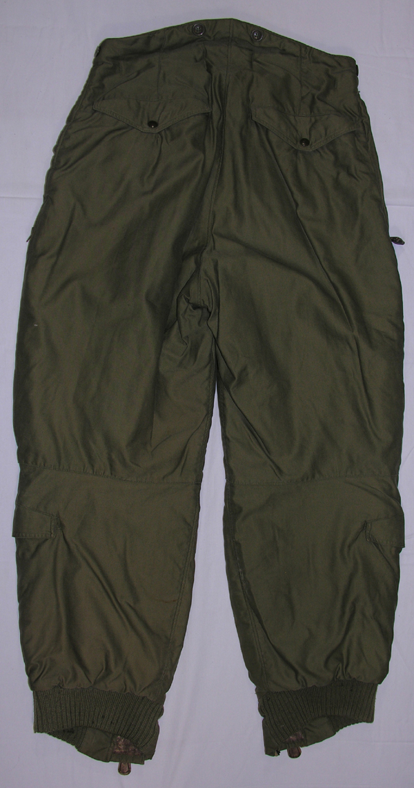 USAAF A-11A Flight Trousers with suspenders