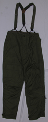 USAAF A-9 Flight Trousers w/ suspenders