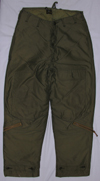 USAAF A-8 Flight Trousers
