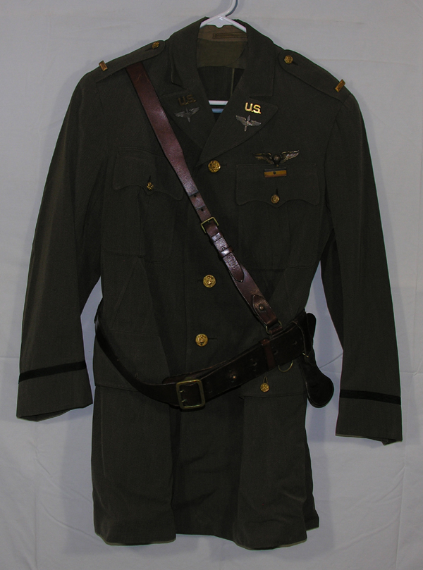 1920s US Army Air Corps Balloon Pilot's Dress Tunic