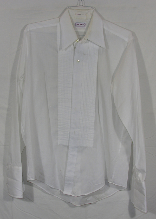 USAF White Mess Dress Shirt
